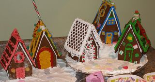 Gingerbread and Christmas Day 091