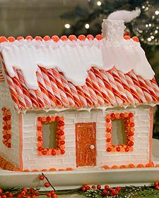 MS Sugar Cube House